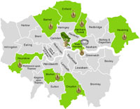 London Borough progress on animal welfare