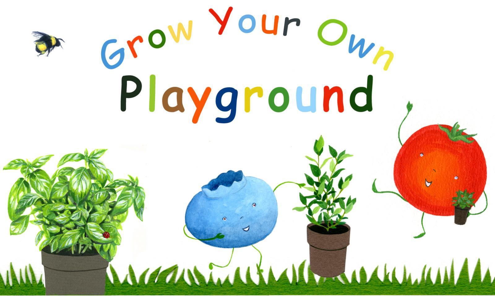 Credit: Cassie Liversidge at Grow Your Own Playground