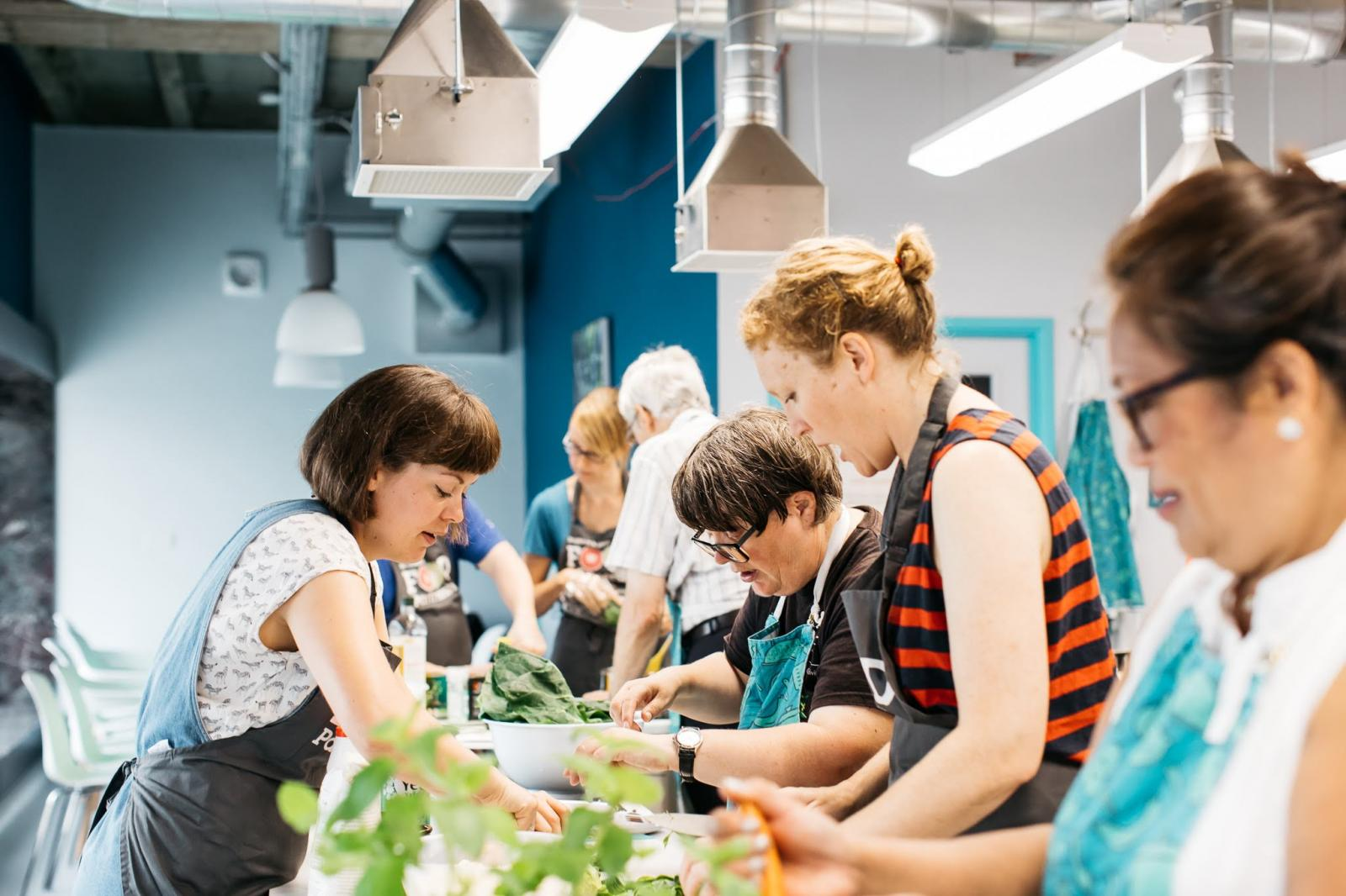The competition will take place in July 2019 at the Community Kitchen. Credit: Emma Croman
