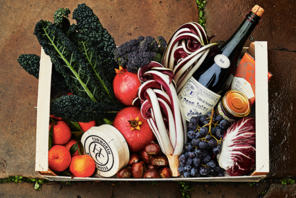 You can win a Natoora Seasonal Produce Box (contents may vary)