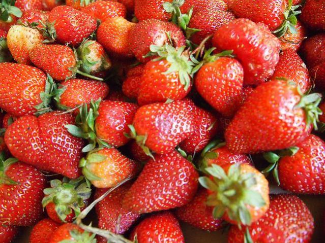 Strawberries. Credit: Fried Dough