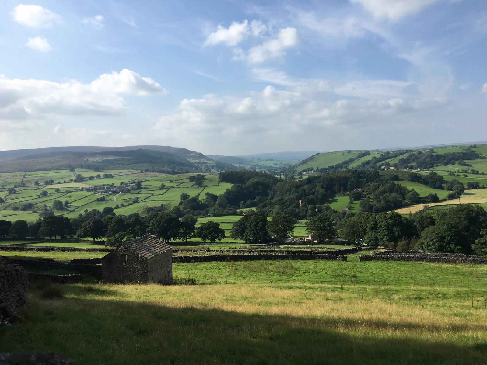 Yorkshire Dales Credit J Woodward