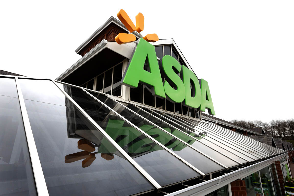Asda store image. Photo credit: Asda