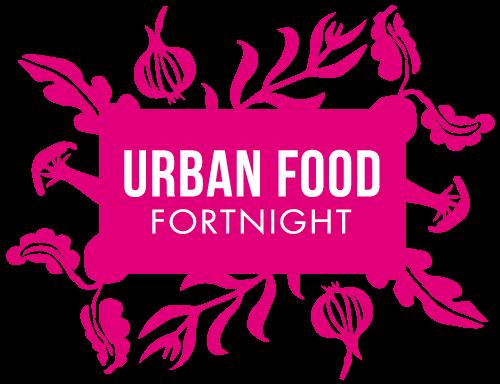Urban Food Fortnight Logo
