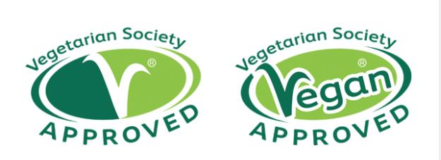 Vegetarian Society trademarks. Photo credit: The Vegetarian Society