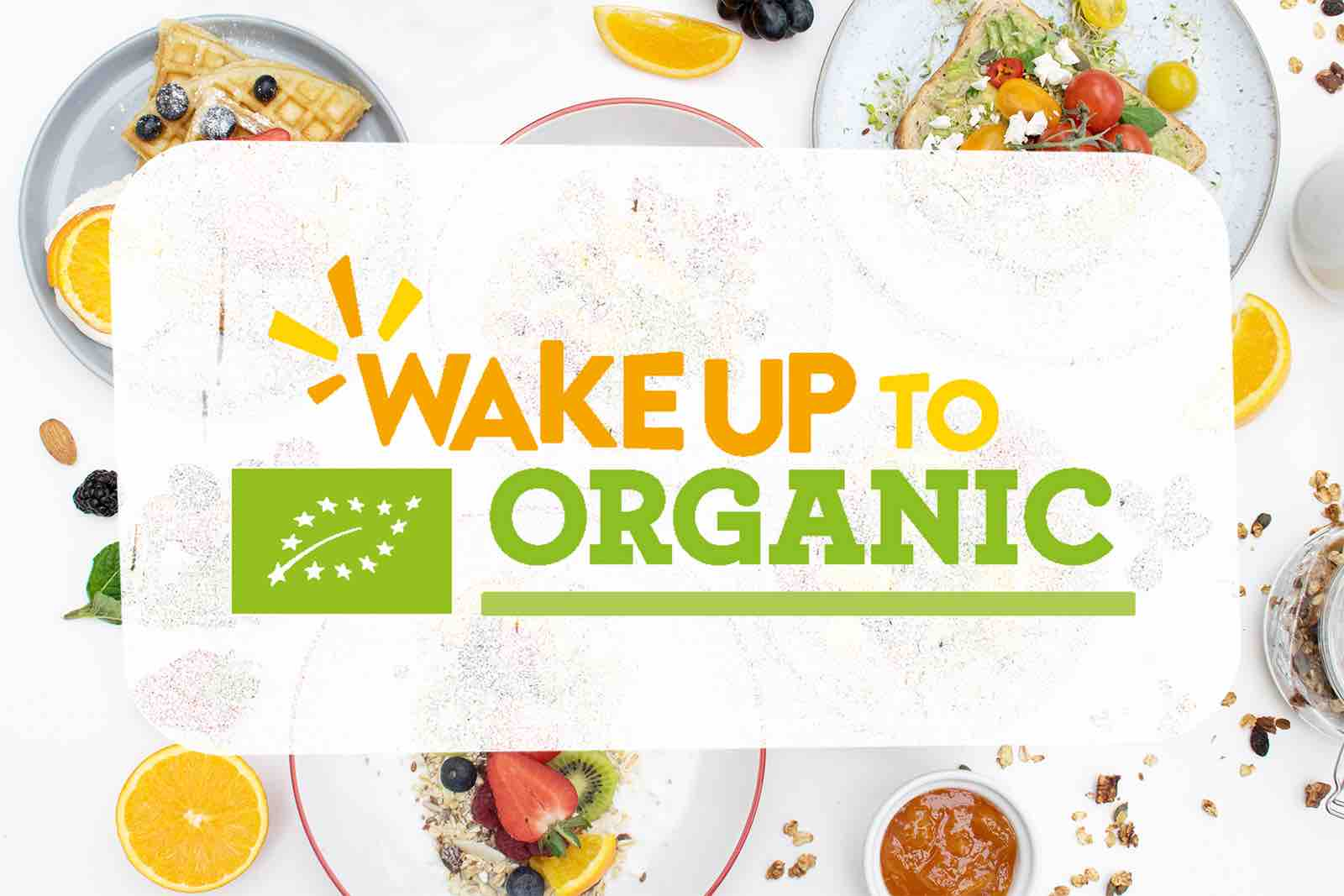 Wake Up To Organics logo. Photo credit: Wake Up To Organics