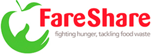 FareShare logo. Credit: FareShare