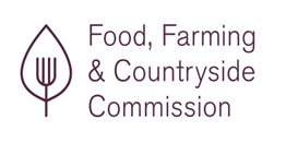Food, Farming and Countryside Commision logo