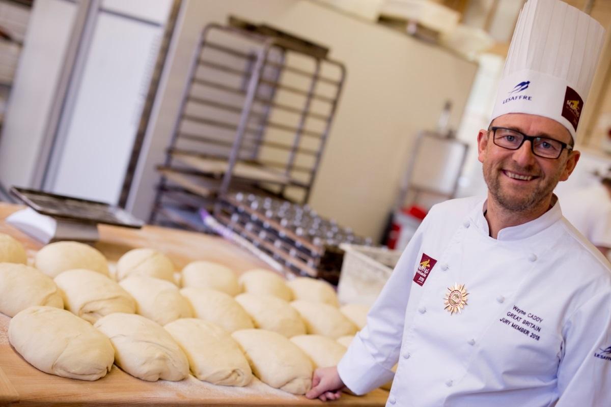 Wayne Caddy in 2018 © The School of Artisan Food