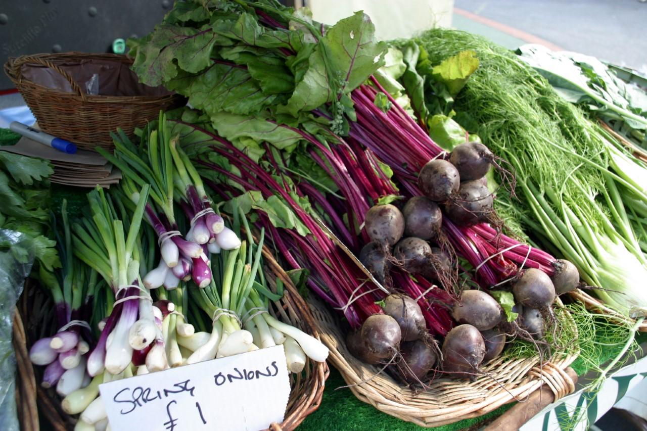 Cheryl Cohen: London Farmers Markets open for business