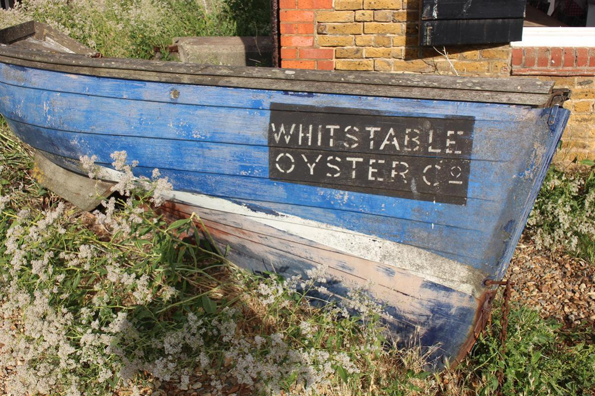 Whitstable Oyster Company by Sally Gurteen