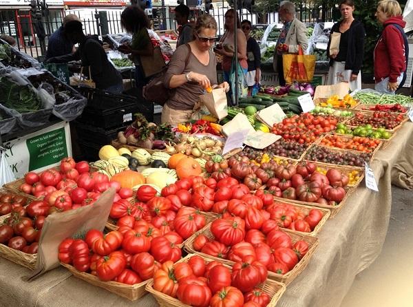 Growing Communities Farmer Market