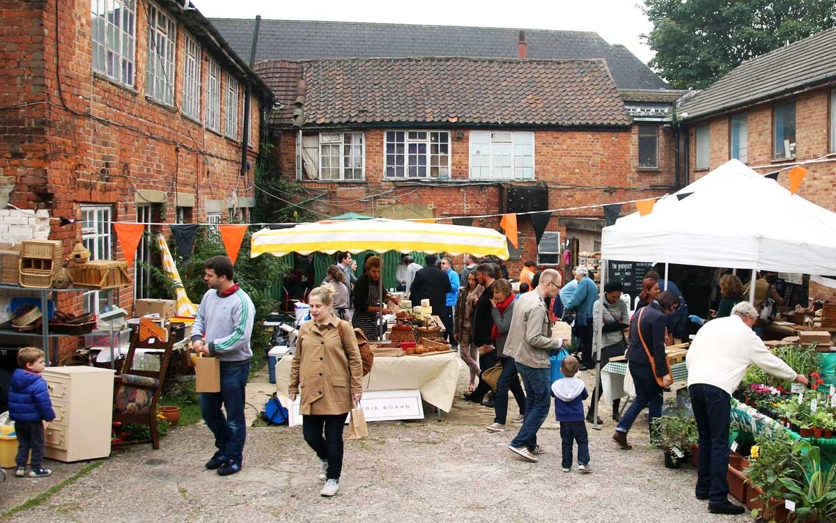 Crystal Palace Market