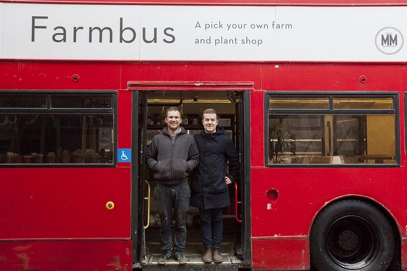 FarmBus at Mercato Metropolitano © Sara Montali