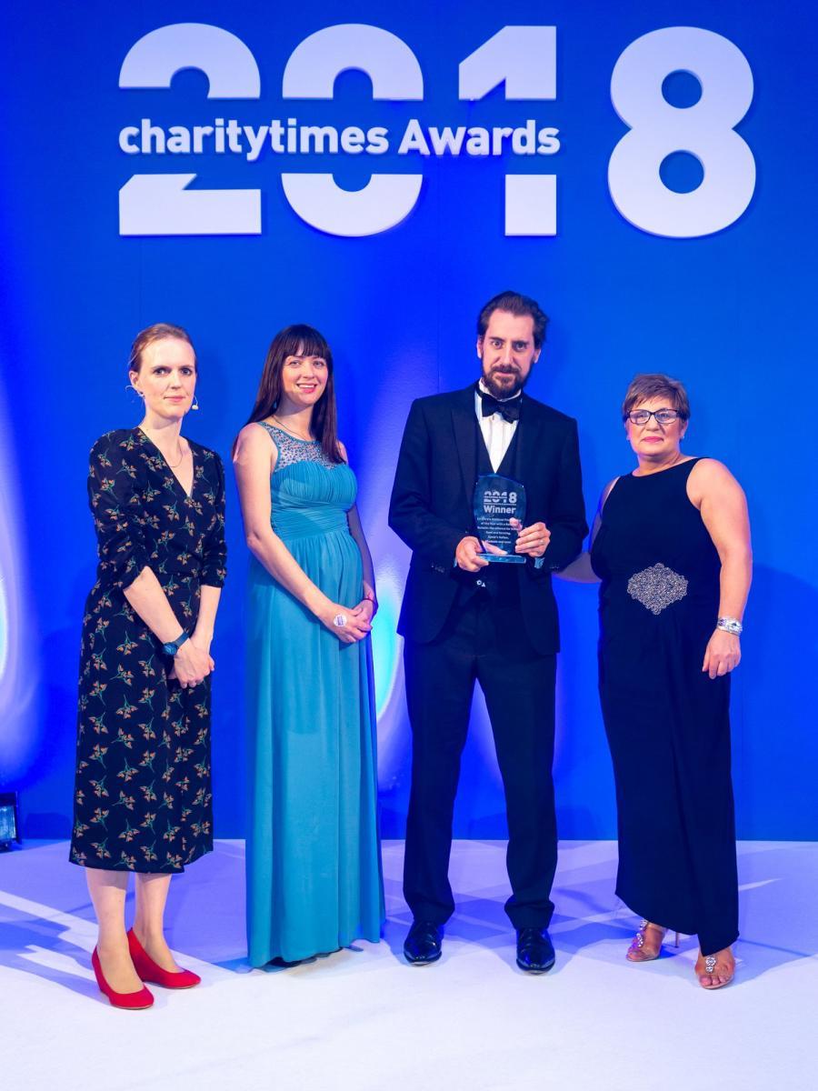 Charity Times Award
