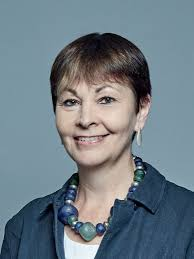 Picture: Courtesy of Caroline Lucas MP