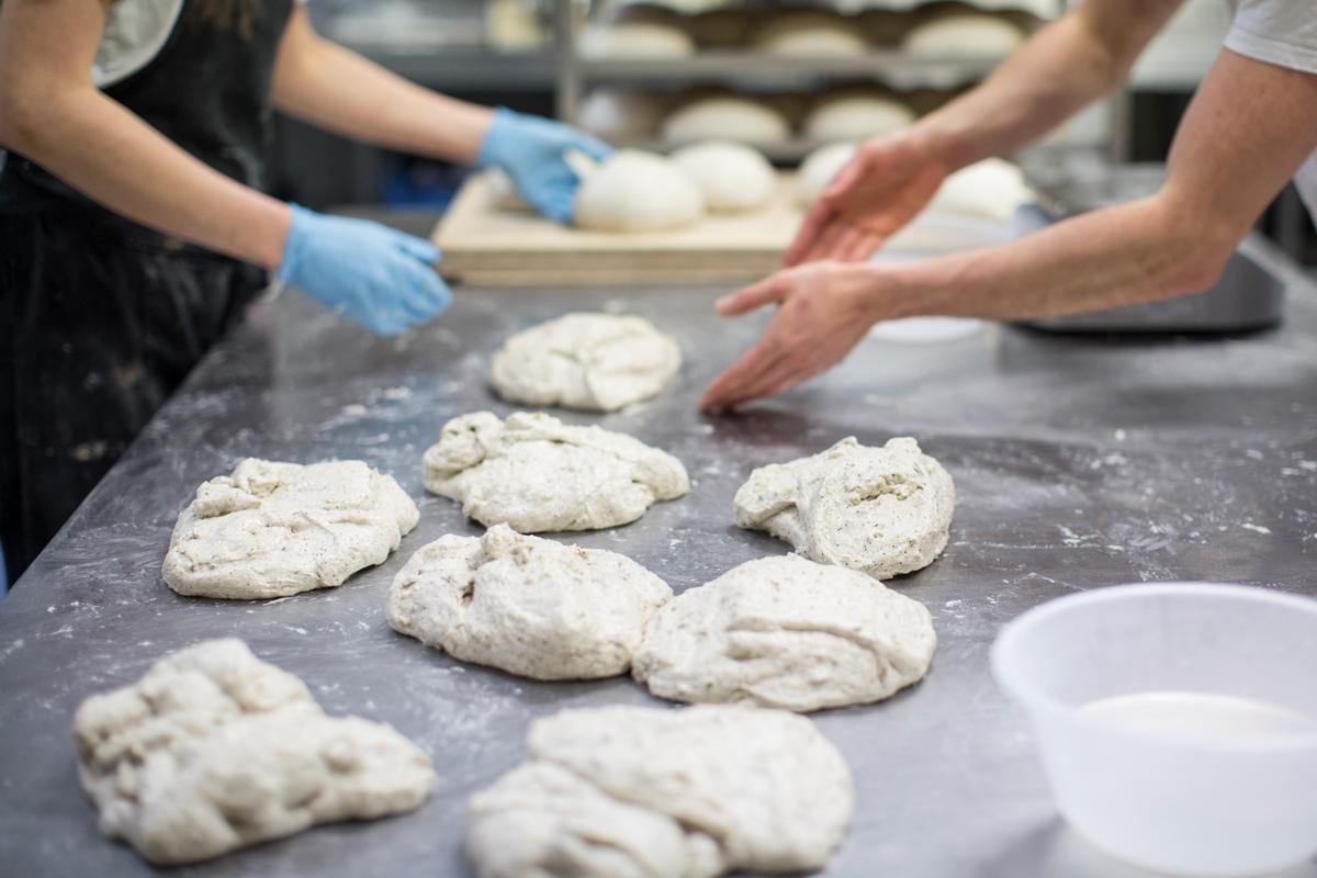 E5 Bakehouse flour arrangers © Helen Cathcart