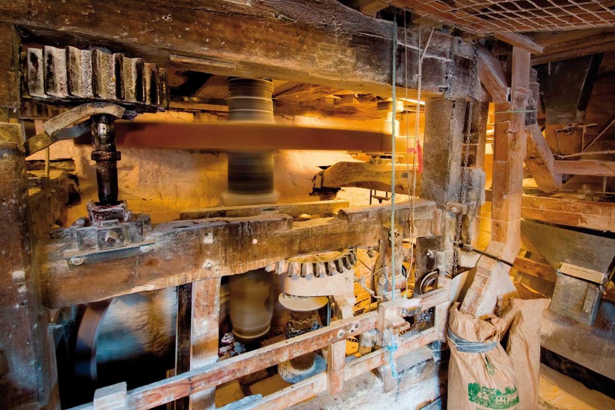 Mills Gearing at Little Salkeld © Andrew Turner