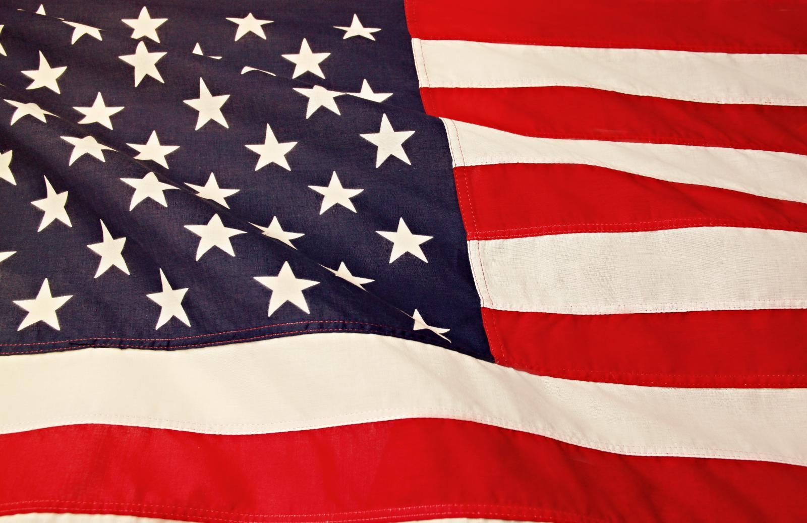 USA Flag. Photo credit: Pexels