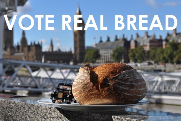 Real Bread in Westminster. Chris Young / realbreadcampaign.org CC-BY-SA 4.0
