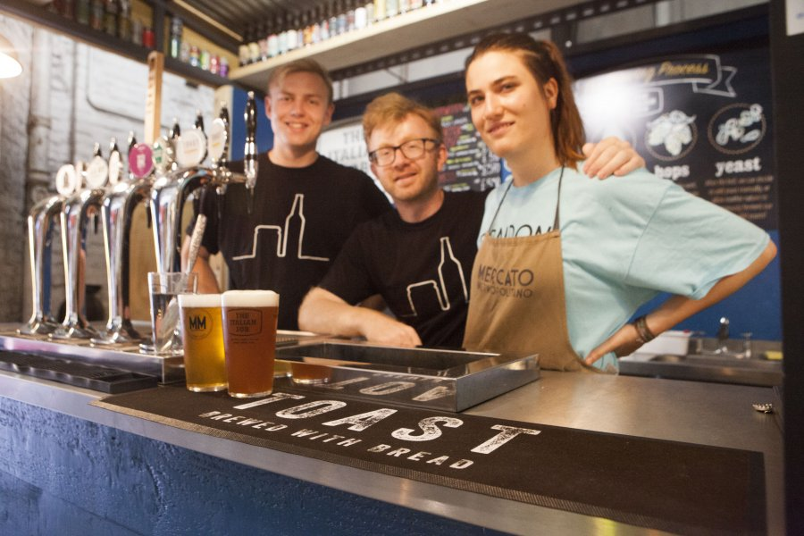 beer, local, craft, ale, real, london, urban, food, fortnight