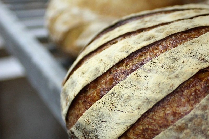 Better Health Bakery sourdough loaf by Chris Young