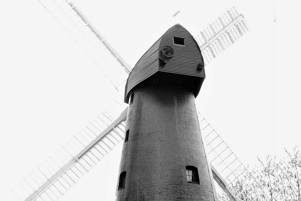 Brixton Windmill by Chris Young / realbreadcampaign.org CC-BY-SA 4.0