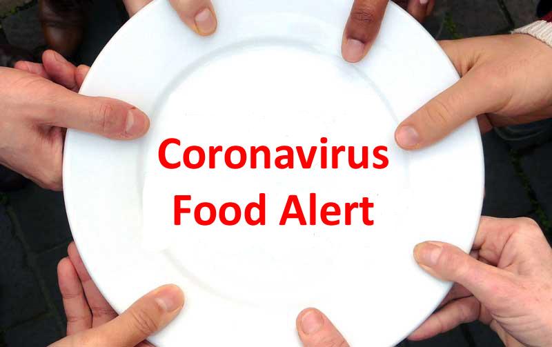 Coronavirus Food Alert