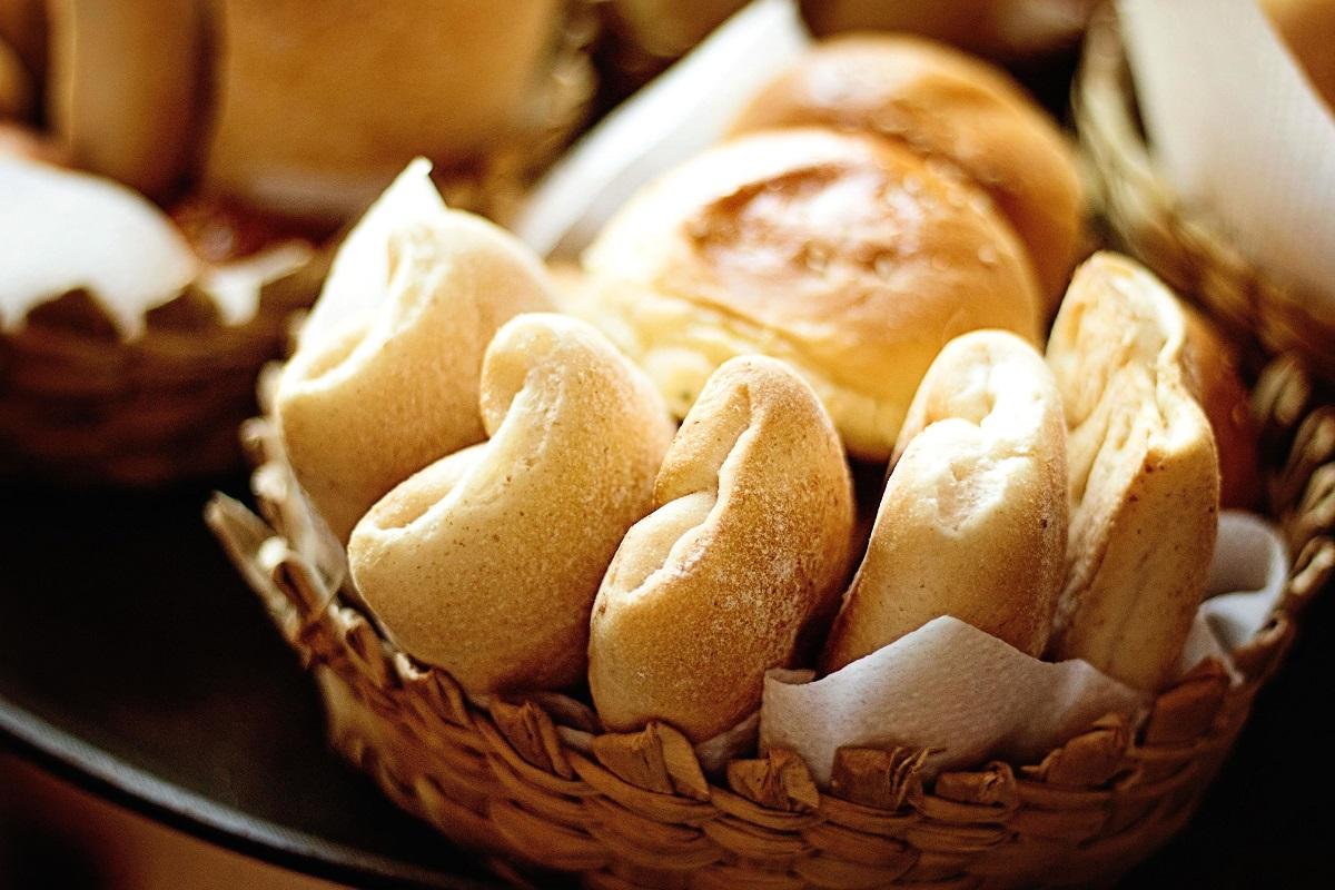 El pan. Public domain