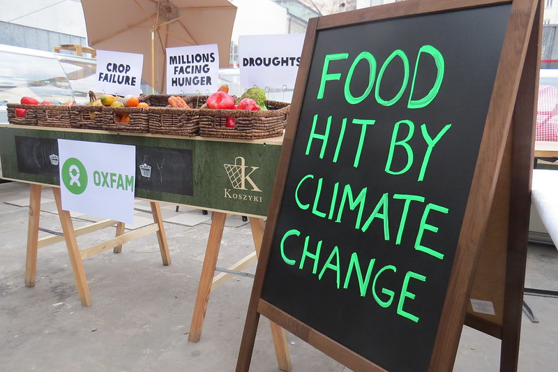 Food and climate / Oxfam International