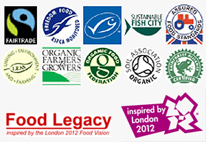 Food for the London 2012 Olympic and Paralympic Games