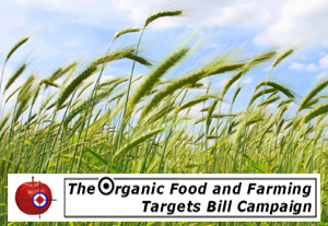 Organic Targets Campaign