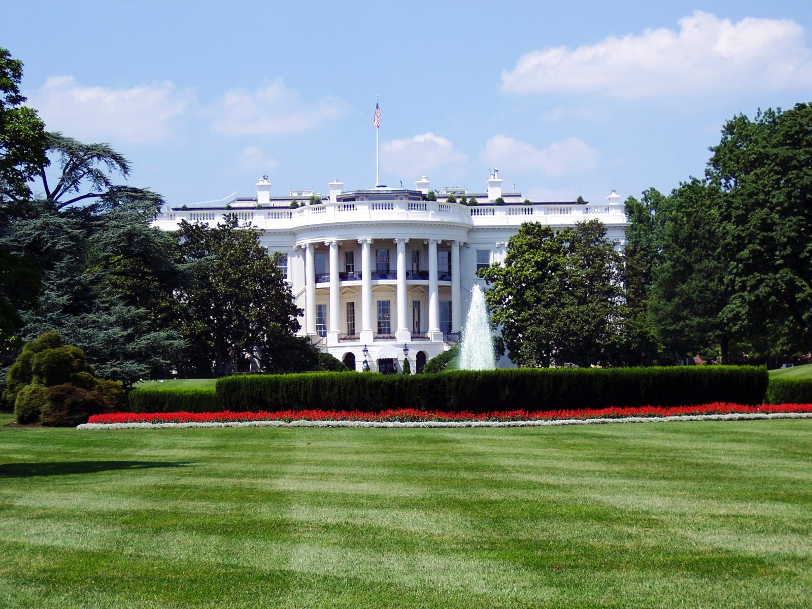 The White House. Photo credit: Pexels