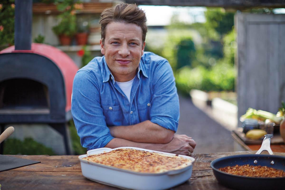 Jamie Oliver by Joe Sarah © 2014, Jamie Oliver Enterprises Limited