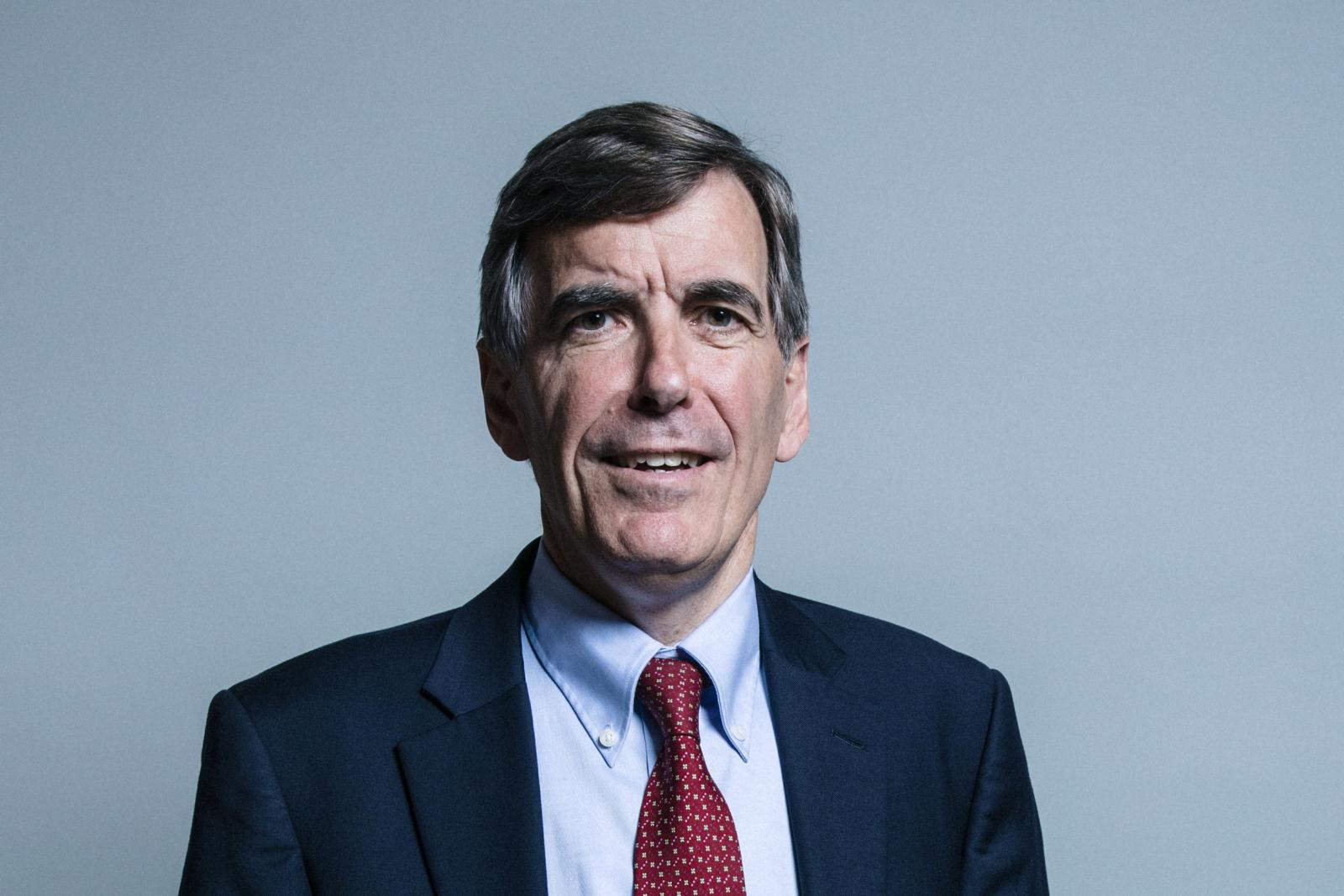 David Rutley. Photo credit: UK Parliament