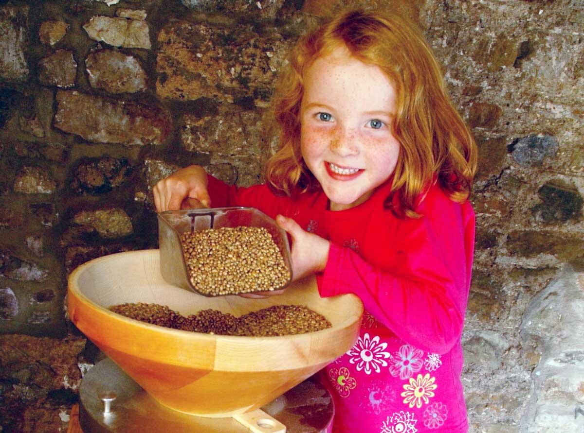 Scotland The Bread crowdfunding campaign. Photo © Veronica Burke