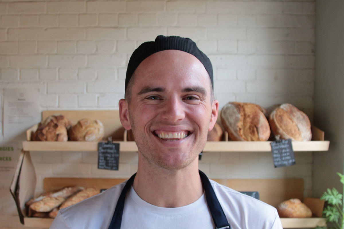 David Atherton at Better Health Bakery by Chris Young / realbreadcampaign.org CC-BY-SA 4.0
