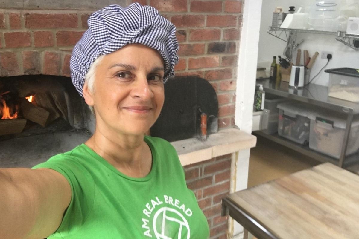 Campaign ambassador Sonya Hundal © Greenfield Bakers