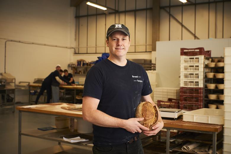 Steven Winter © Baking Industry Awards / British Baker