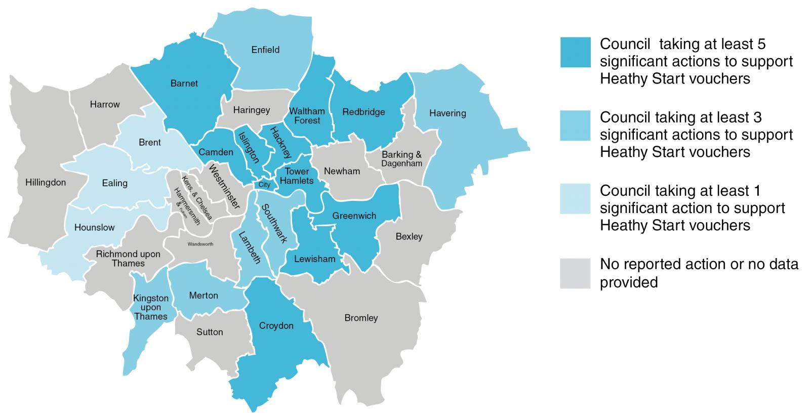 Londons Struggling Young Families Miss Out On 56 Million