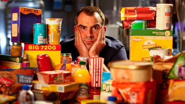 Dr Chris van Tulleken investigates ultra-processed foods. Copyright:BBC